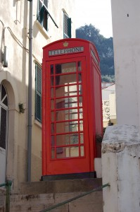 gibraltar CABINE